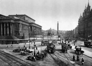 Lime Street in the 1890s.