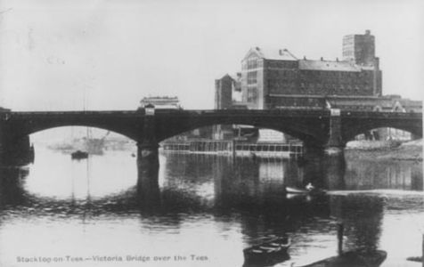 Victoria Bridge Stockton