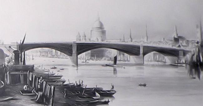 Old Southwark Bridge