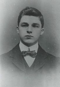 Arthur William Hewitt, nephew of Tommy Burns